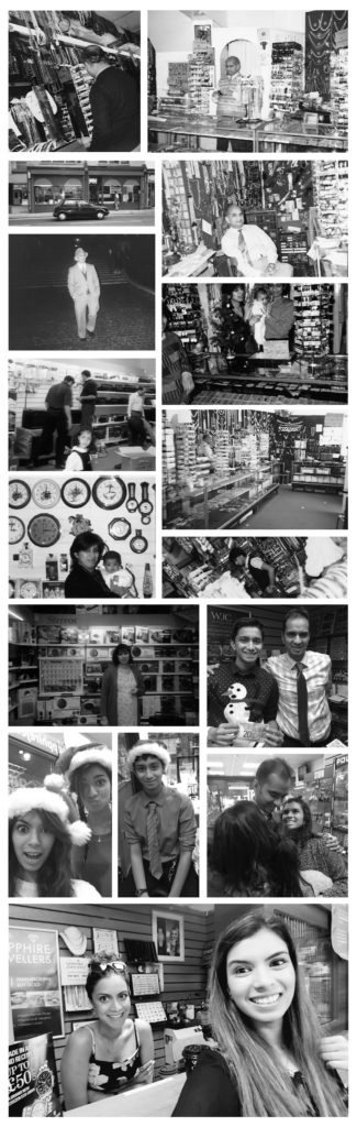 Family Jewellers Montage
